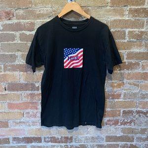 Men's HUF T Shirt Sz M
